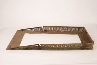 战国琴架形器